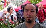 Khaled Gaïji à l'ESU : résister à l'agression publicitaire