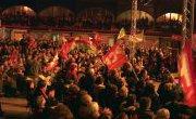 Meeting de soutien au peuple grec avec Syriza à Japy