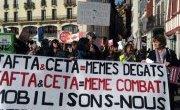 Plus de 8 000 personnes dans la rue contre le TAFTA et le CETA le 15 (...)