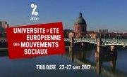 Université d'été européenne des mouvements sociaux 2017