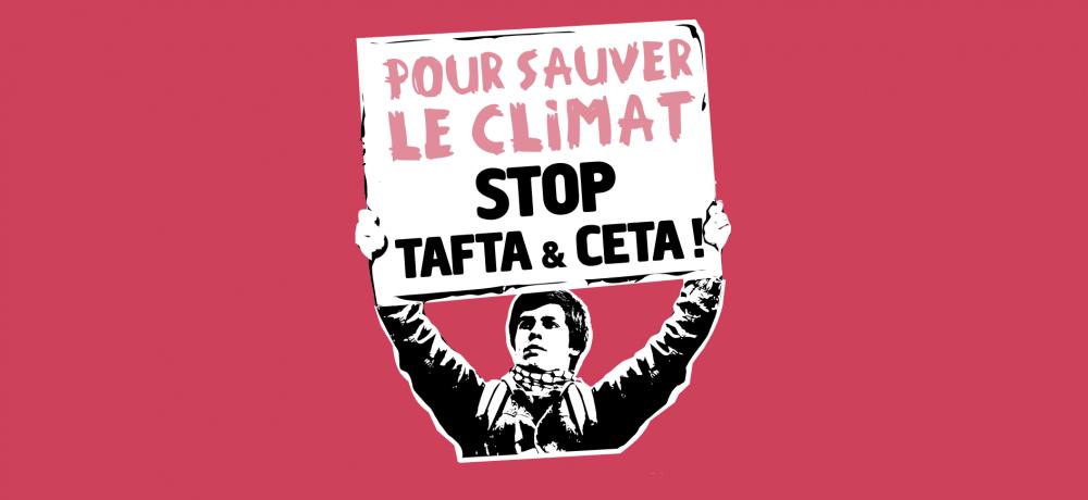 Confirmation : le CETA n'est pas climato-compatible