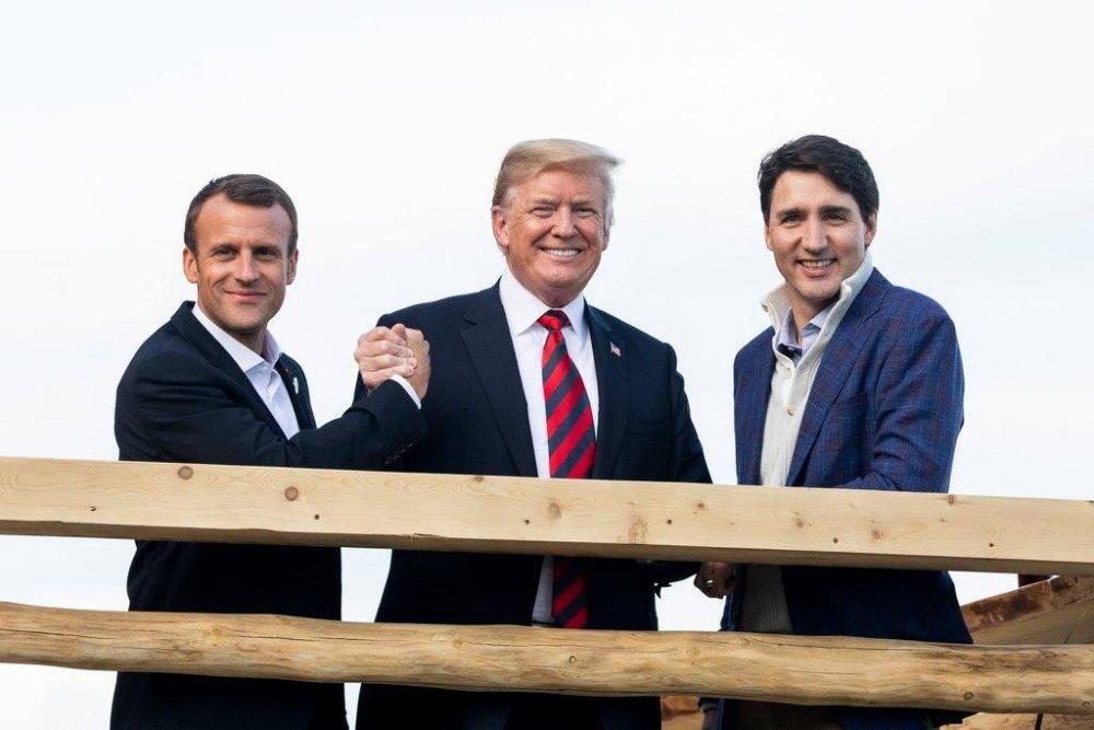 Négociations commerciales UE-Etats-Unis : Emmanuel Macron prend une décision opportuniste en période électorale