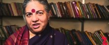 Message de Vandana Shiva en soutien à l'appel #CrimeClimatiqueStop
