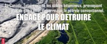 29-30-31 mai : Participez aux actions « Total s'engage contre le climat (...)