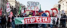 CETA : Emmanuel Macron doit stopper l'application provisoire (...)