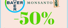 Bayer-Monsanto : champion de l'impunité !