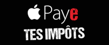 Ultimatum ! Apple doit payer son amende de 13 milliards d'euros avant (...)