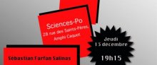 Université alternative Sciences-Po Paris, Conférence « Pour une université (...)