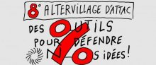 8e AlterVillage d'Attac