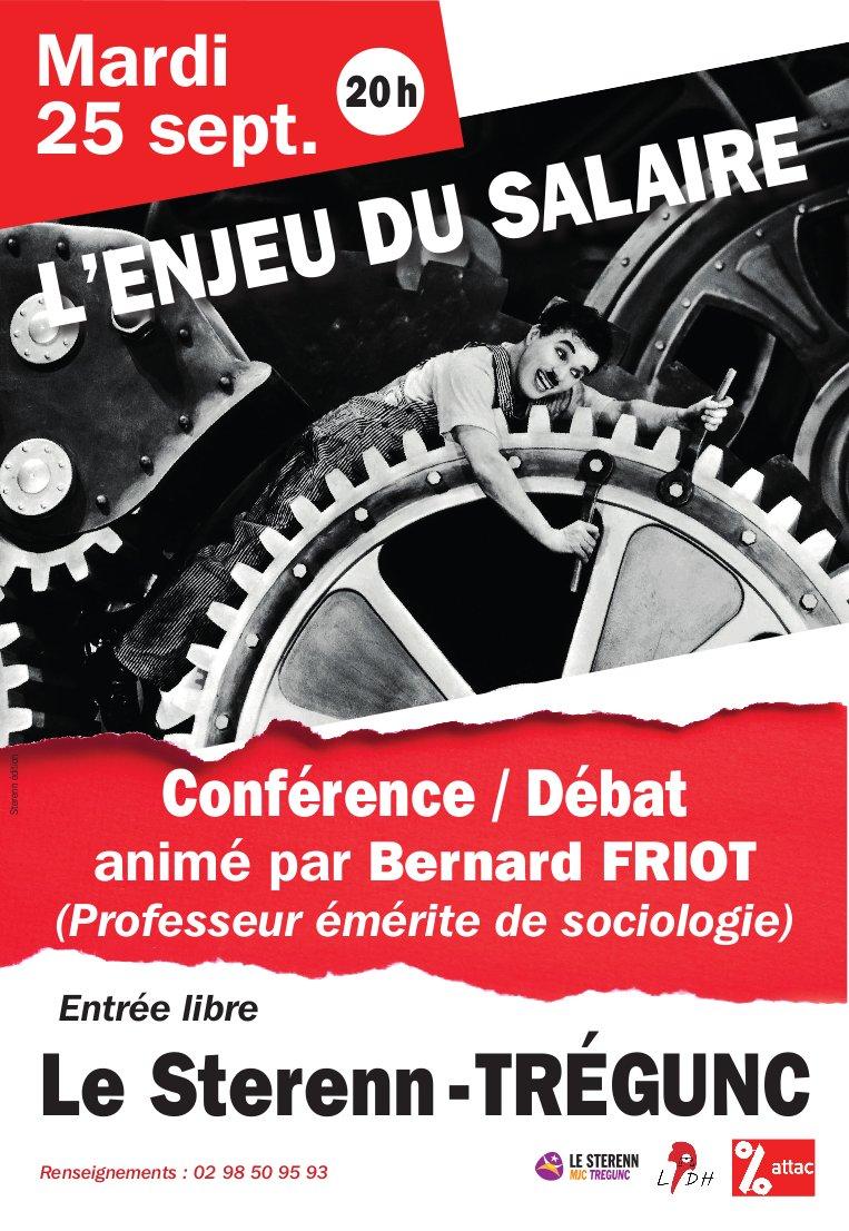 Conférence B. Friot